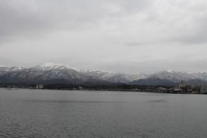 大佐渡の山々